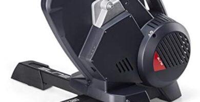 Elite Direto - Sistema de entrenamiento inteligente interactivo con bloque elevador