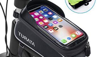 TURATA - Bolsa Impermeable para Bicicleta