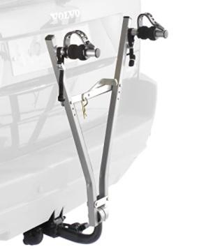 Mottez - Portabicicletas Unisex, Gris, 1 Bike