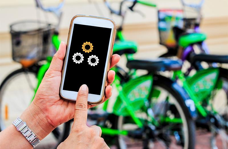 Buscando talla de bicicleta en accesorios para bicicleta
