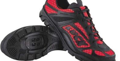 LUCK - Zapatillas de Ciclismo Predator 18.0, Suela de EVA Ideal para Poder adaptarte a Cualquier Terreno y disciplina Deportiva