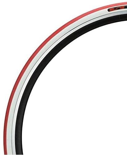 Elite - Coperton - Cubierta de ciclismo diseñada para rodillo, 700 x 25C