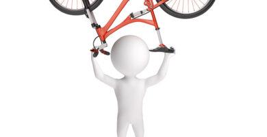 Portada de Soportes para bicis